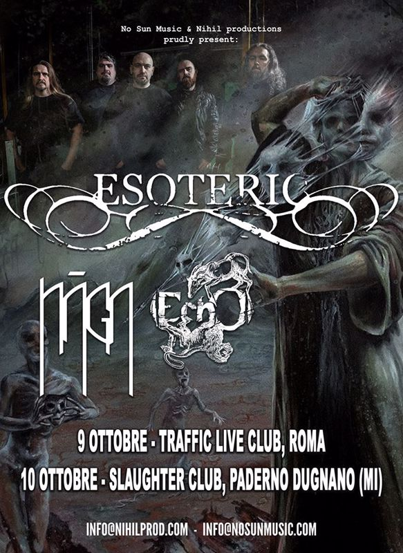 New dates for postponed Italian shows